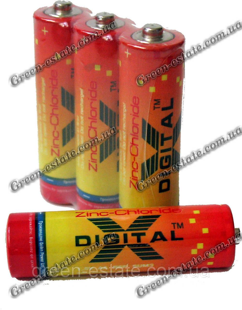 Батарейки X-Digital R6