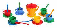 Детская посудка Ромашка (21 предмет) Тигрес