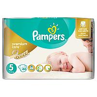 Подгузники Pampers Premium Care 5 (11-25 кг) 44 шт