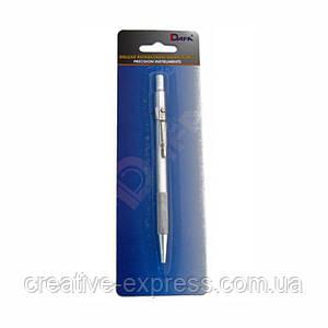 Ніж макетний ручка, сріблястий, C-615, DAFA