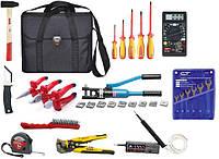 Наборы электромонтажного инструмента до 1000 в согласно гост 11516-79 и стандарту (мэк 900-87)