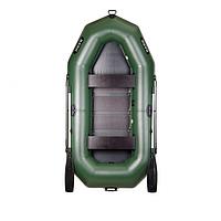 Двухместная гребная надувная лодка Bark (Барк)В-270