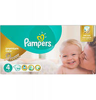 Подгузники Pampers Premium Care 4 (7-18 кг) 104 шт