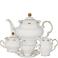 Сервиз чайный 15 пр. Снежная королева SNT 1771