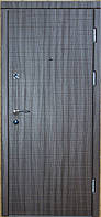 Входная дверь квартира с притвором модель Немо Стандарт
