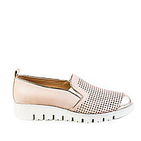 Туфли женские Sico Fusion 1096 пудр. кож., фото 1