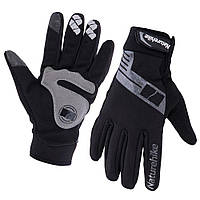 Перчатки NH Softshell Winter XL black