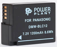 Аккумулятор PowerPlant Panasonic DMW-BLC12, DMW-G (Акция!!! Карандаш для чистки оптики PowerPlant за пол цены)