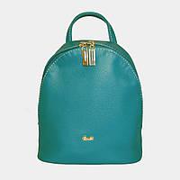 Сумка-рюкзак жіноча бірюзова / Сумка-рюкзак женская бирюзовая
