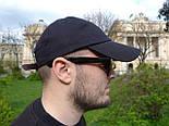 Кепка Cap by Ralph Lauren черная с белым логом. Живое фото! (Реплика ААА+), фото 7