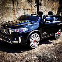 Детский электромобиль BMW X7 (M 2768 EBLRS-2), 2 х 45W, 2 аккумулятора