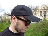 Кепка Cap by Ralph Lauren черный с темно синим лого. Живое фото! (Реплика ААА+), фото 2