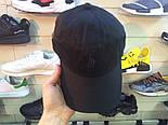 Кепка Cap by Ralph Lauren черный с темно синим лого. Живое фото! (Реплика ААА+), фото 4
