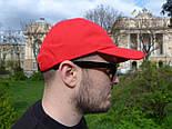 Кепка Cap by Ralph Lauren красный. Живое фото! (Реплика ААА+), фото 4