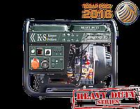 Дизельный генератор Konner&Sohnen KS 9000 HDE-1/3 (6,8 кВт)