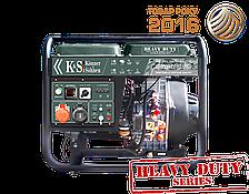 Дизельный генератор Konner&Sohnen KS 9000 HDE-1/3 ATSR (6,8 кВт)