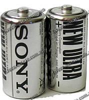Батарейки Sony R14