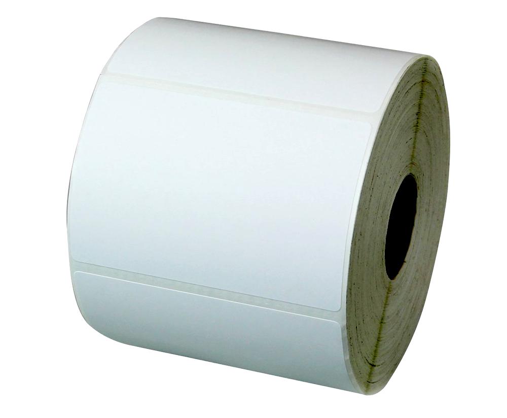 Термоэтикетка самоклеящаяся 102х73 мм термо ТОП (500шт)