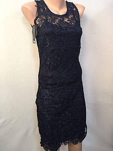 Платье женское гипюр Ассорти