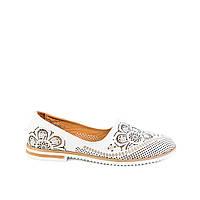 Туфли женские Sico Fusion 092-303 бел. кож., фото 1