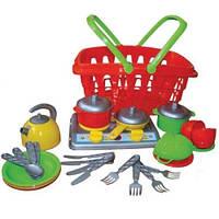 Игровой набор Детская кухня Галинка 10 Технок 1172