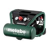 Компрессор поршневой безмасляный Metabo Power 180-5 W OF