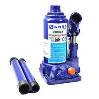Домкрат гидравлический бутылочный Gart Lifting 2T