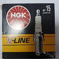 Свеча зажигания NGK (ZGR5A) V-LINE 15 BMW 3(E30), 5(E34), 7(E32)