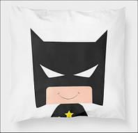 "Панелька премиум хлопок ""Бэтмен"" 48*48"