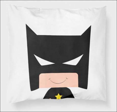"""Панелька премиум хлопок """"Бэтмен"""" 48*48, фото 2"""