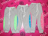 Штанишки для девочек Бьюти двунитка