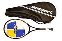 Ракетка для большого тенниса SEN SPORT (графит)