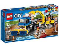 Lego City Уборочная техника 60152