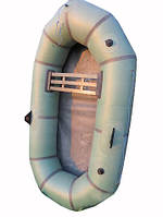 Надувная резиновая лодка Лисичанка Язь 1.5-местная