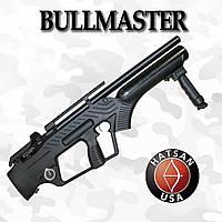 Hatsan Bullmaster PCP пневматическая винтовка, bullpup с насосом