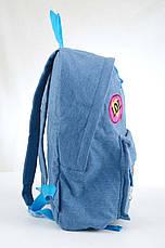 Рюкзак YES 553921 ST-15 Jeans LOL, фото 3