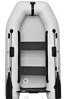 Надувная лодка моторная Омега с надувным дном