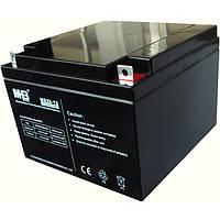 Аккумуляторная батарея MHB MNG28-12 (28Ачас/12В)