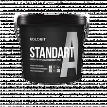 Фарба фасадна Kolorit Standart A 9л (А)
