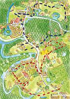 Зеленые хутора Таврии. Ольховый маршрут