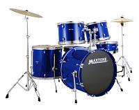 Ударная установка MAXTONE MXC3005 (Metallic Blue)