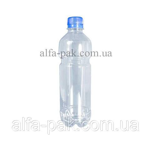 ПЭТ - бутылка -0,5л., фото 2