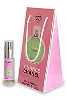 Женский мини парфюм Chanel Chance Eau Fraiche в подарочной упаковке, 30 мл