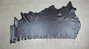 Натуральная кожа для обуви и кожгалантереи коричневого цвета, толщина 1.4 мм, арт. СК 2145, фото 2