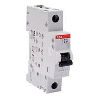 Автоматический выключатель  20A 6кА 1- полюс (тип C) (SH201-C20 ABB)