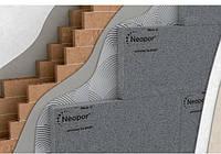 Формованная плита с замками (Neopor) 15,5 кг./м.куб.