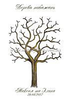 Дерево побажань для Максима та Ілони