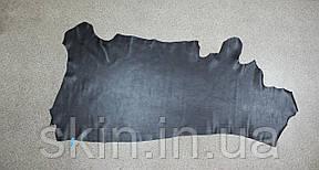 Натуральная кожа для кожгалантереи коричневого цвета, толщина 1.4 мм, арт. СК 2144, фото 2