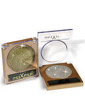 Тени для век перламутровые с блестками maXmar