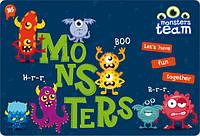 Подложка для стола детская  Monsters 491238